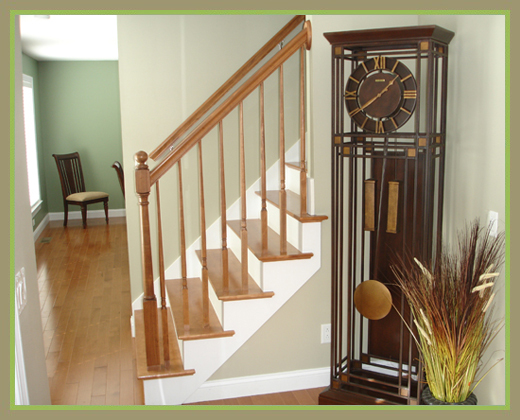 Custom Cape Foyer Merrimac
