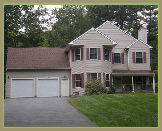 Mount Claire Style Custom Colonial Haverhill, MA
